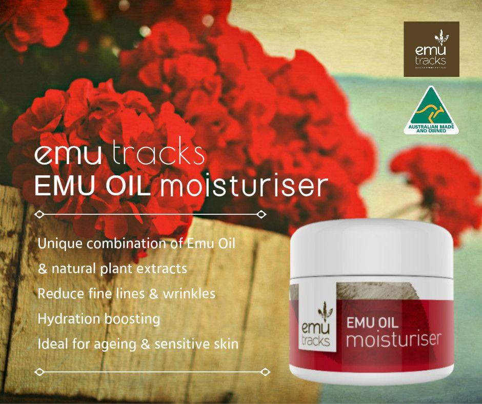 Your Dry Skin S One Step Solution Emu Oil Moisturiser Rich In