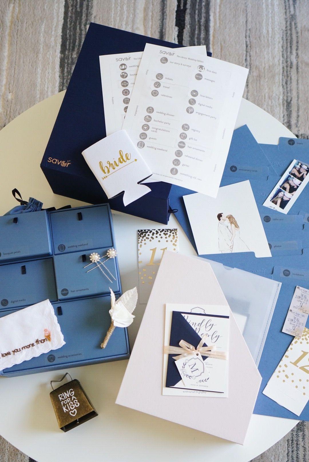 Wedding Edition Keepsake Box In 2018 Savor Keepsake Boxes