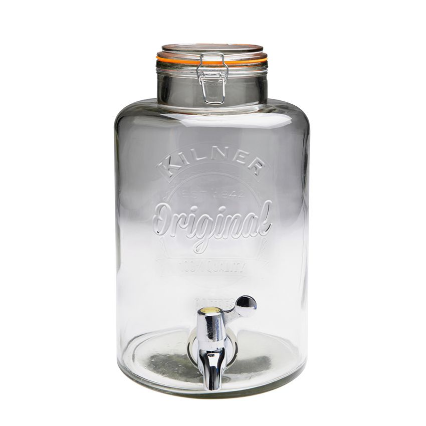Sloj 8l Z Pokrywka I Kranem Nalewka Prezent Kilner 5097487379 Oficjalne Archiwum Allegro Drink Dispenser Kilner Drinks Dispenser Glass Dispenser