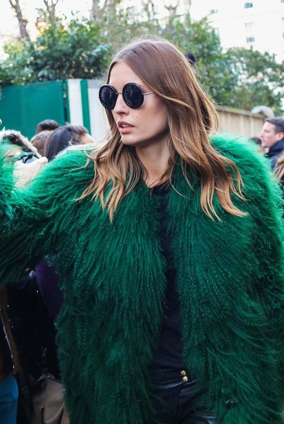 The top street style looks from fashion week