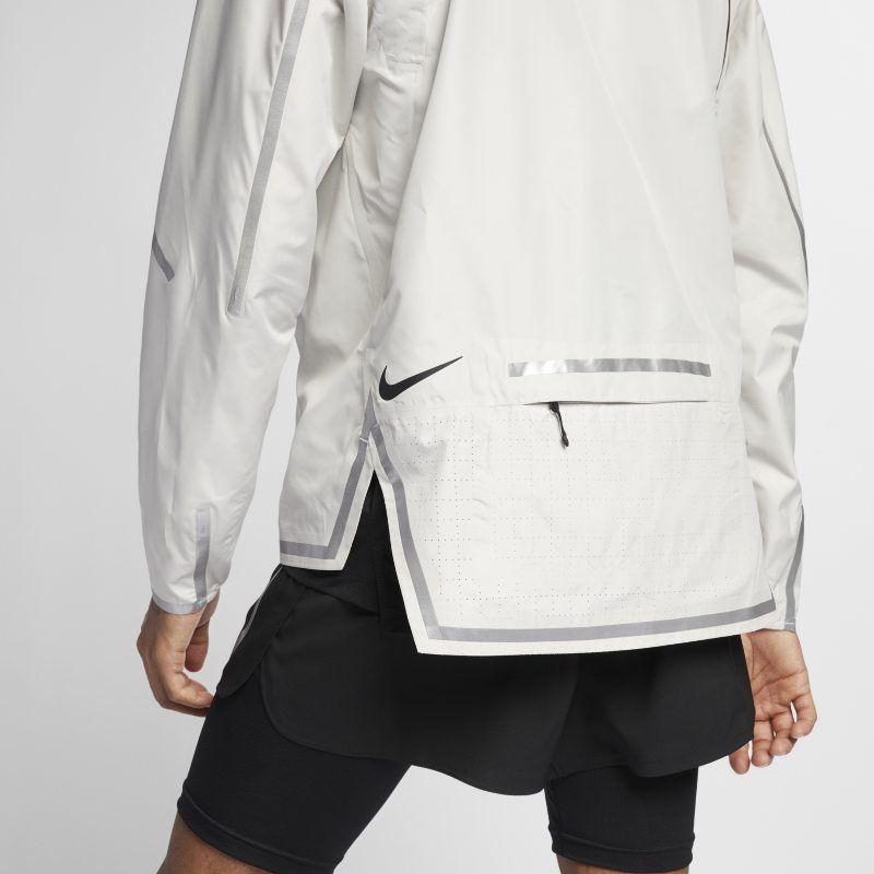 Nike Men's Utility Windbreaker Running Jacket (Large, Gold