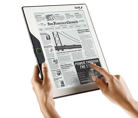 Skiff Reader Ebook Reader Ereader Digital Newspaper