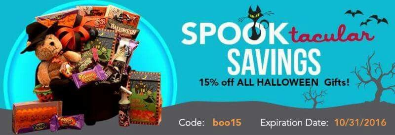 LaBella Baskets & Gifts for 🎃 Halloween