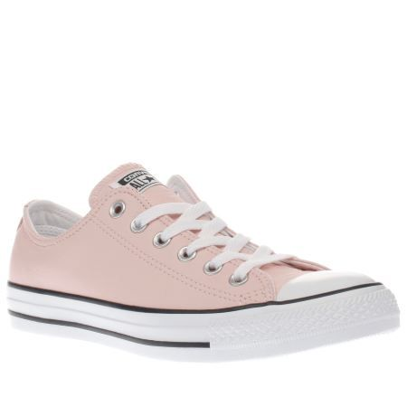 cheap visit Light pink canvas 'All Star OX' trainers with paypal low cost for sale EpNuhgkqO