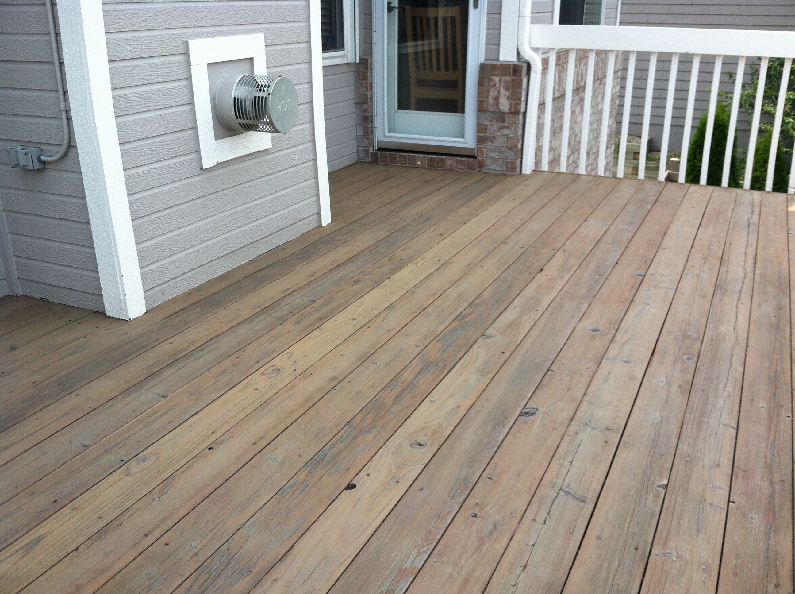 Cabot deck stain in semi transparent taupe best deck Best black exterior wood stain