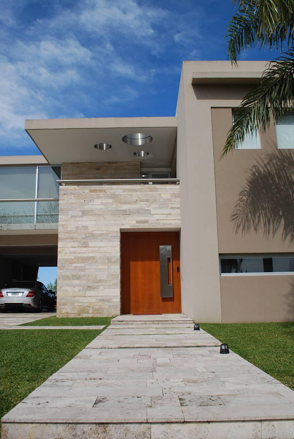 Vivienda moderna en pilar casas modernas ideas, imágenes