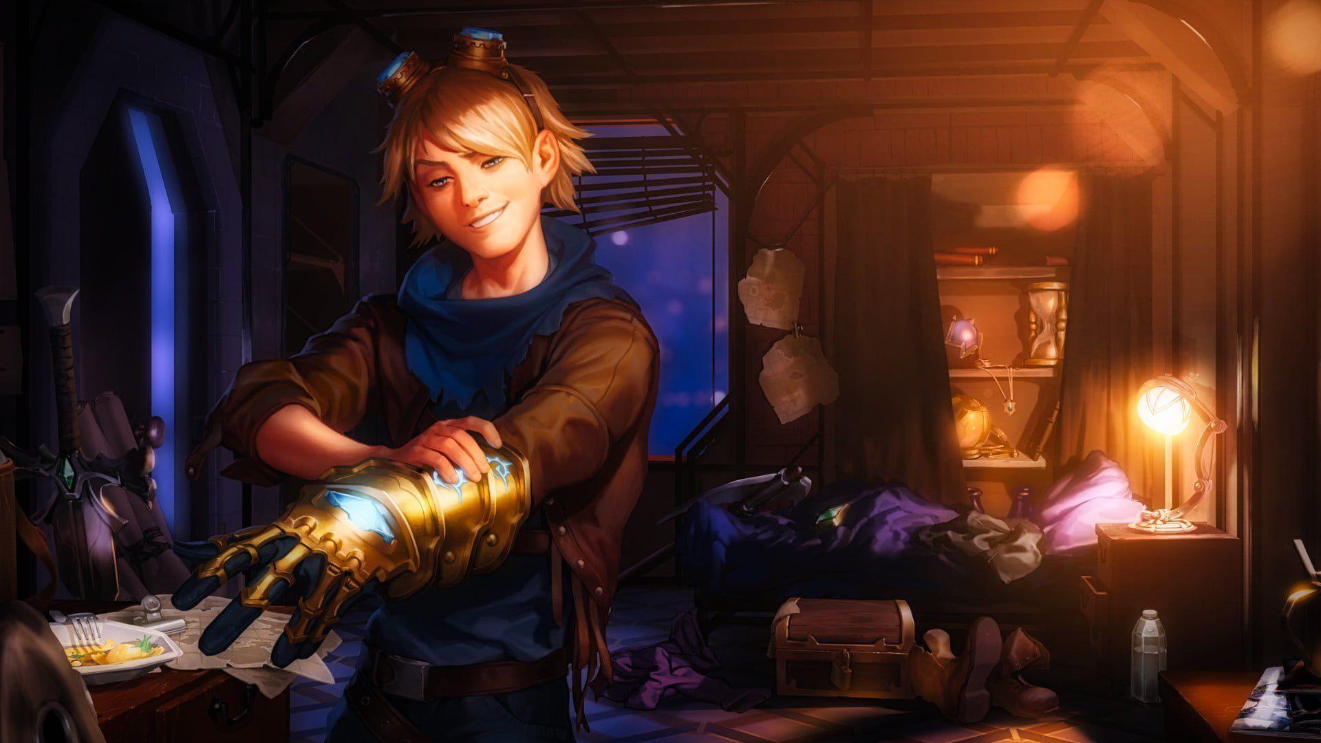 Legends Of Runeterra Wallpapers in 2020 | League, Character ...
