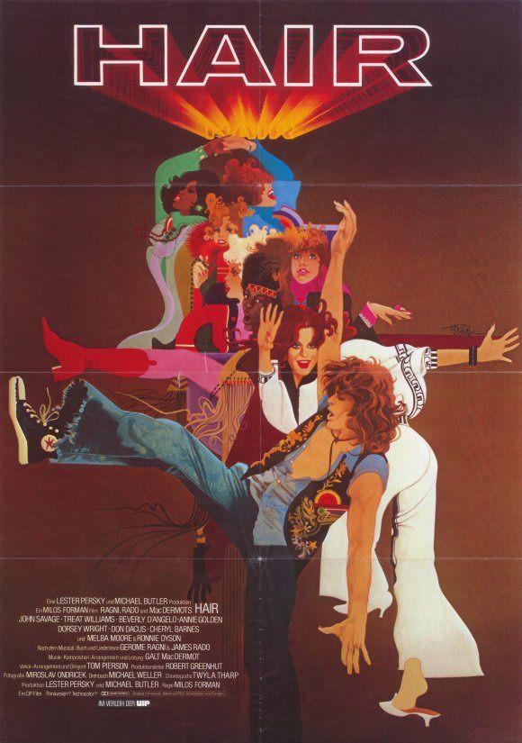 Moviegoods Com Hair Movie Musical Movies Classic Movie Posters