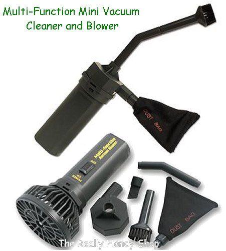 Mini Vacuum Blower Cordless Handheld Mini Vacuum Cleaner