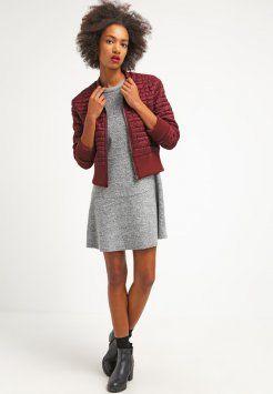 Calvin Klein Jeans - RAANA - Strikket kjole - grey