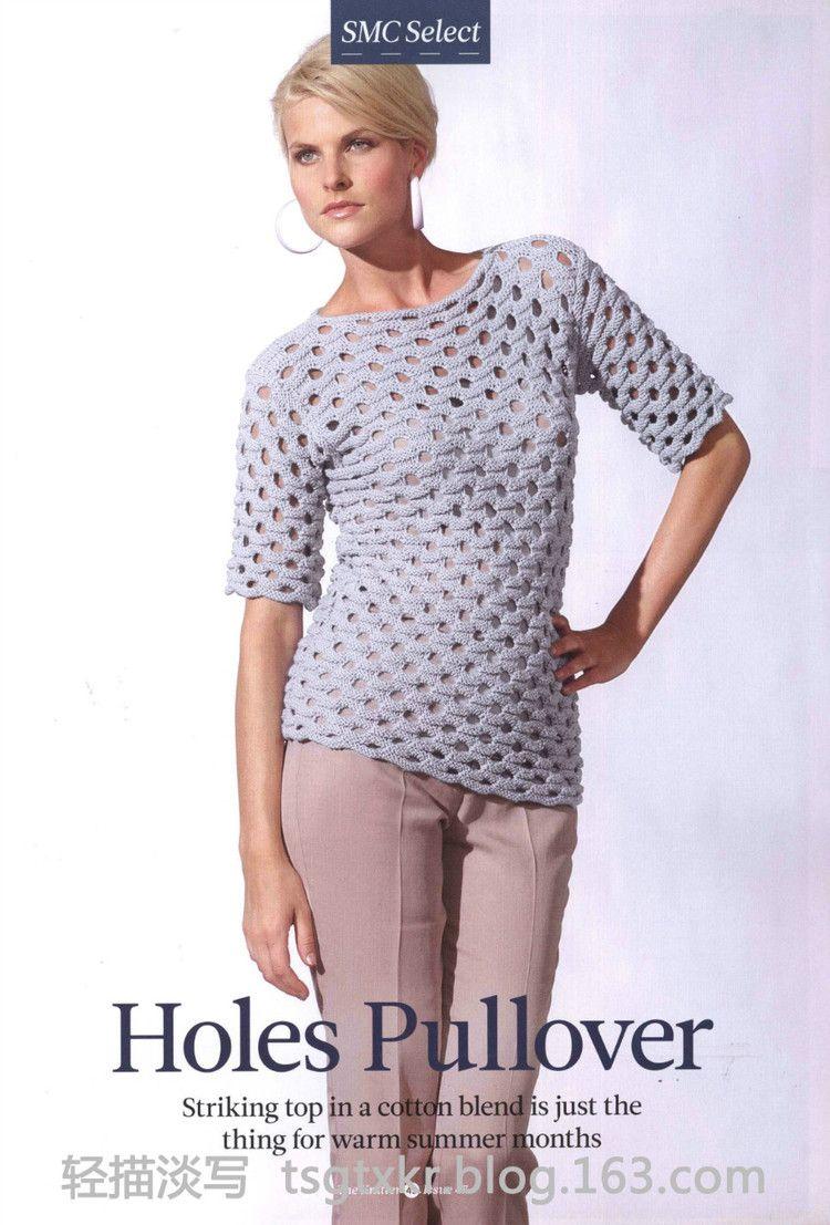 The Knitter №47 2012 - 轻描淡写 - 轻描淡写