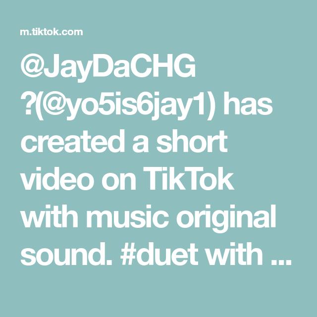 Jaydachg Yo5is6jay1 Has Created A Short Video On Tiktok With Music Original Sound Duet With Kodafromdablock My Face Feelin Skin Care Beauty Hacks Duet