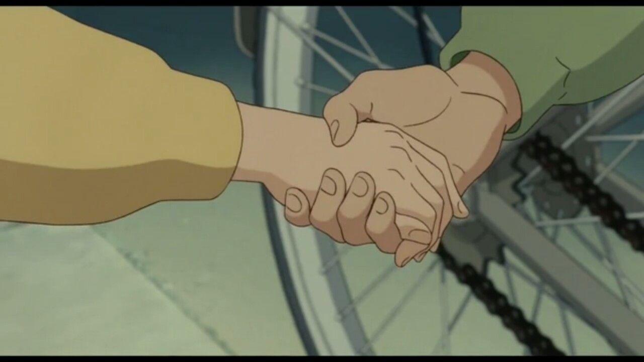Whispers Of The Heart Aesthetic Anime Old Anime Studio Ghibli