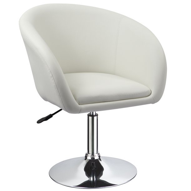 vanity chair swivel accent chair