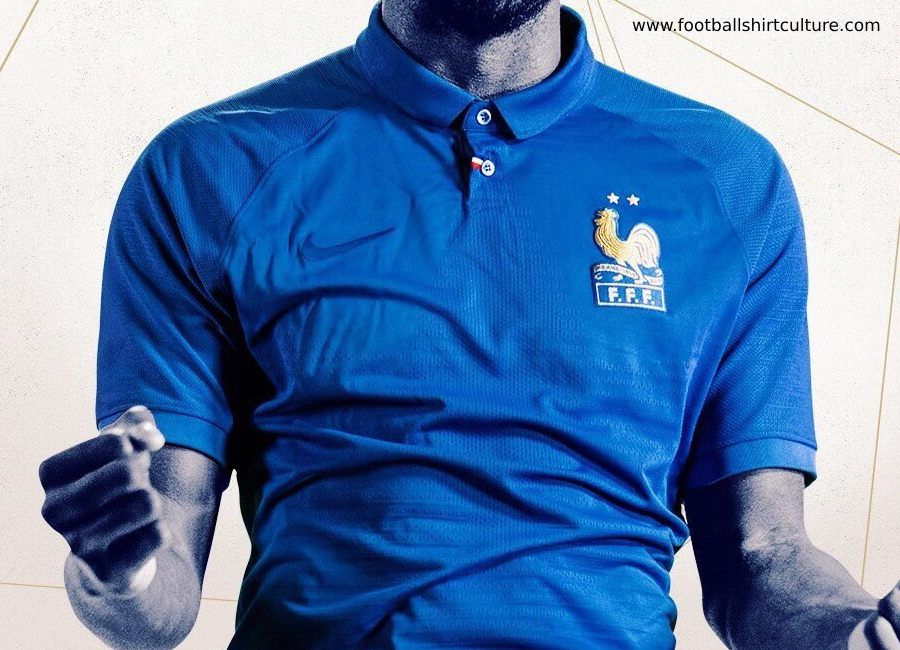 reputable site huge selection of offer discounts France 2019 Nike Centenary Kit #equipedefrance #nikefootball ...