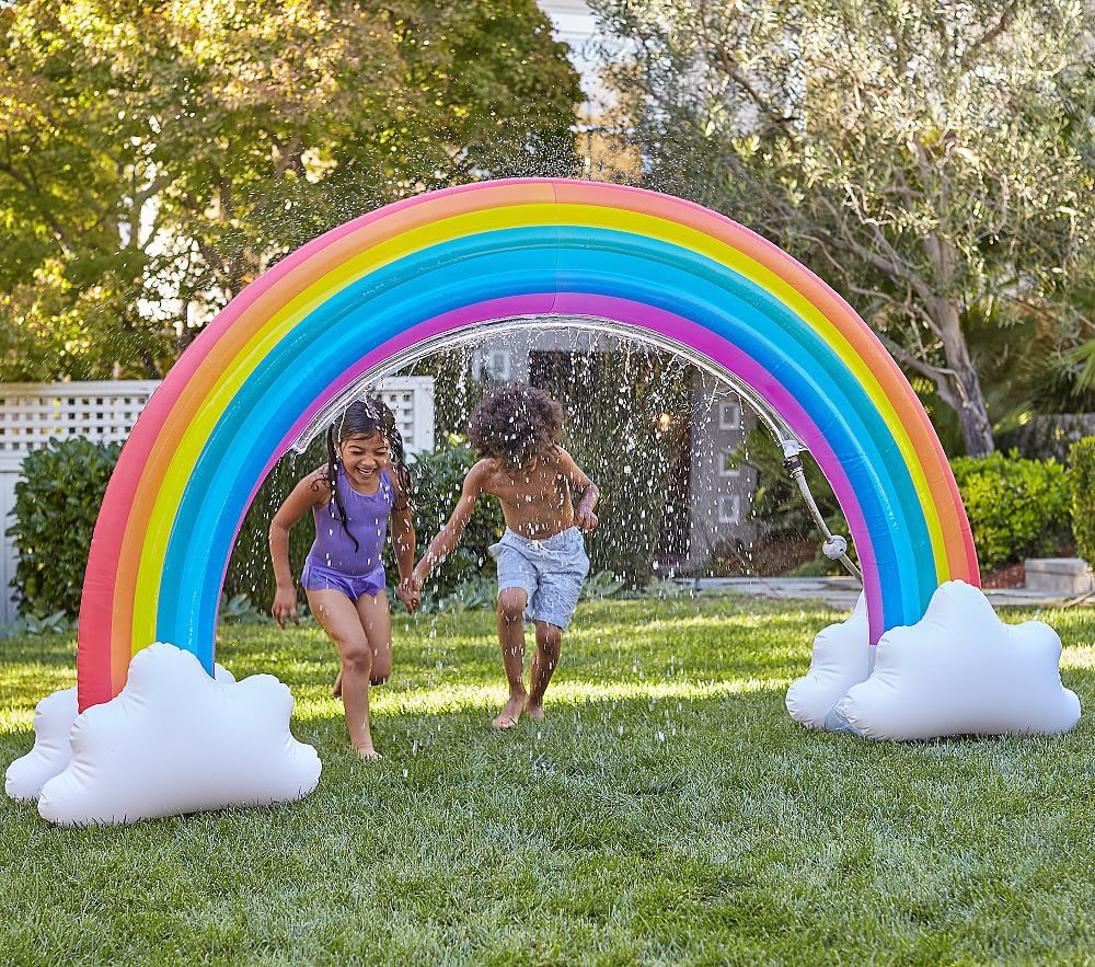 4 Ginormous Inflatable Sprinklers That Are Making Us