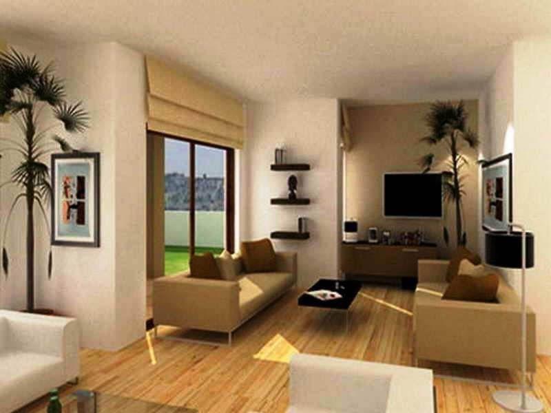 Warna Cat Ruang Tamu Yang Sejuk Home Living Room Dining ...