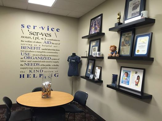 Service Definition Wall Decal | Wall decals, Definitions and Walls