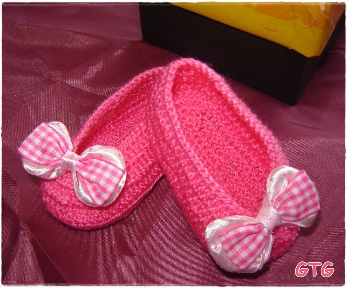 Zapatos Tejidos Crochet Para Bebes Vestimenta Mxico Hawaii Pictures ...