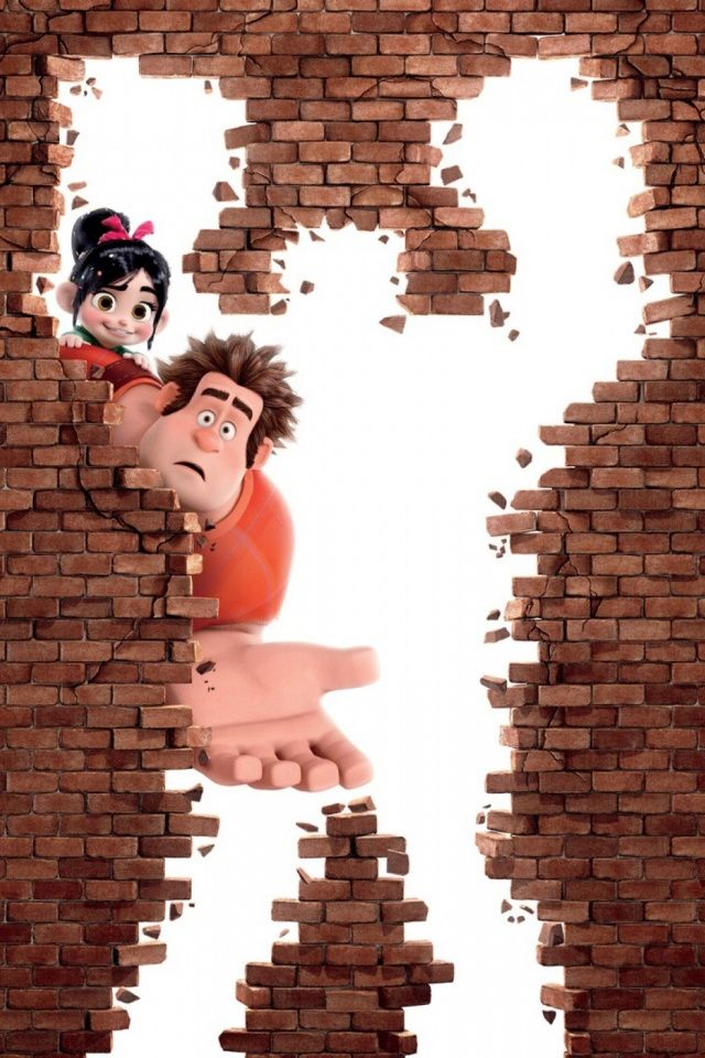 Image Result For Wreck It Ralph Wallpaper Iphone