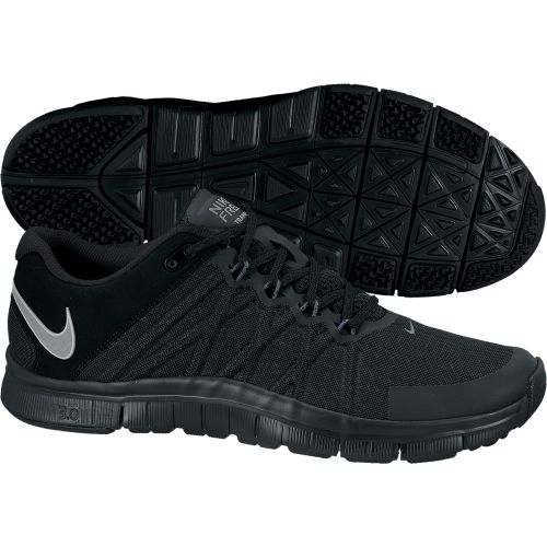 nike mens free trainer 3 0 training shoes black silver 630856 001 rh pinterest com