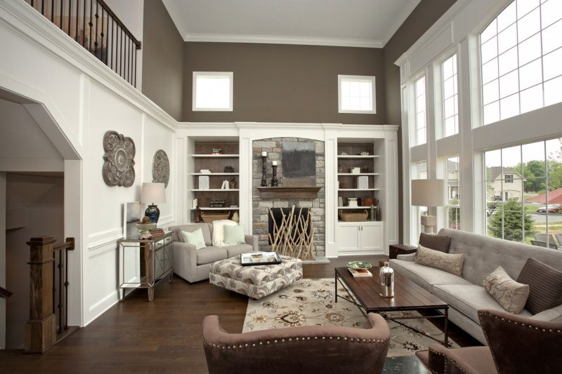 Home 3 Pillar Homes Home Great Rooms Family Living Rooms