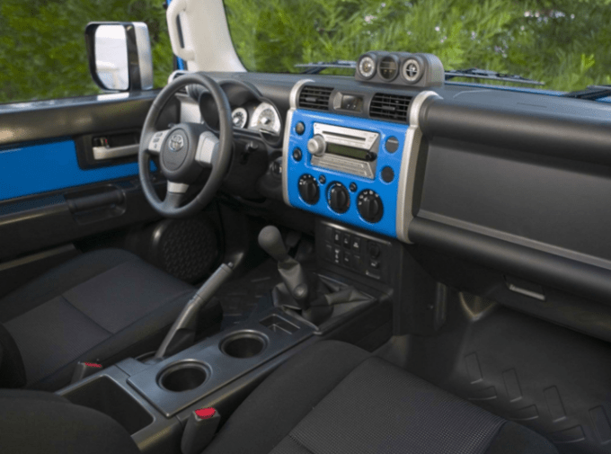 2019 Toyota Fj Cruiser Release Date Price Concept Redesign In 2020 Fj Cruiser Fj Cruiser Interior Toyota Fj Cruiser