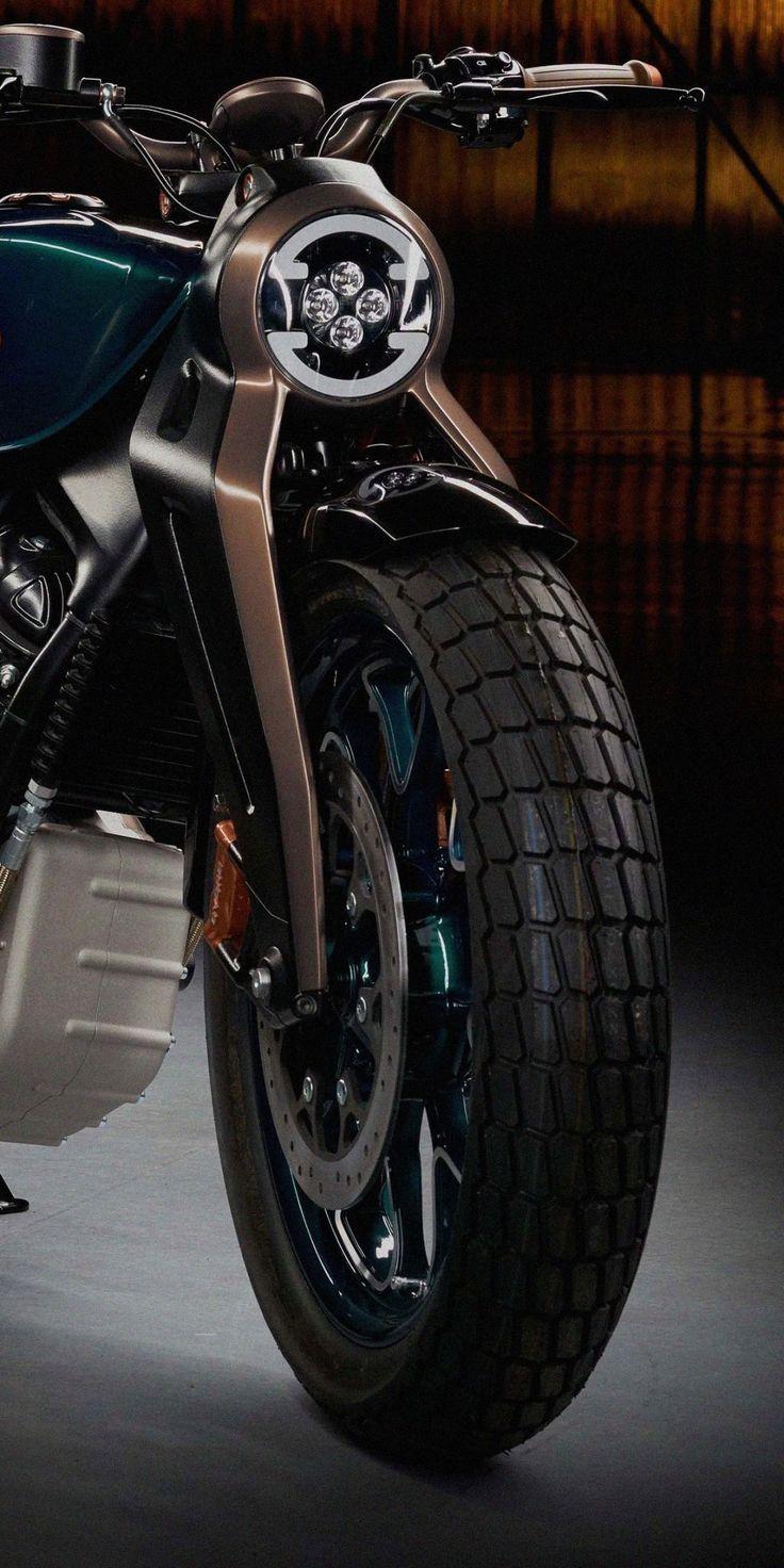 Photo of Royal Enfield Wallpapers Custom Motorcycles