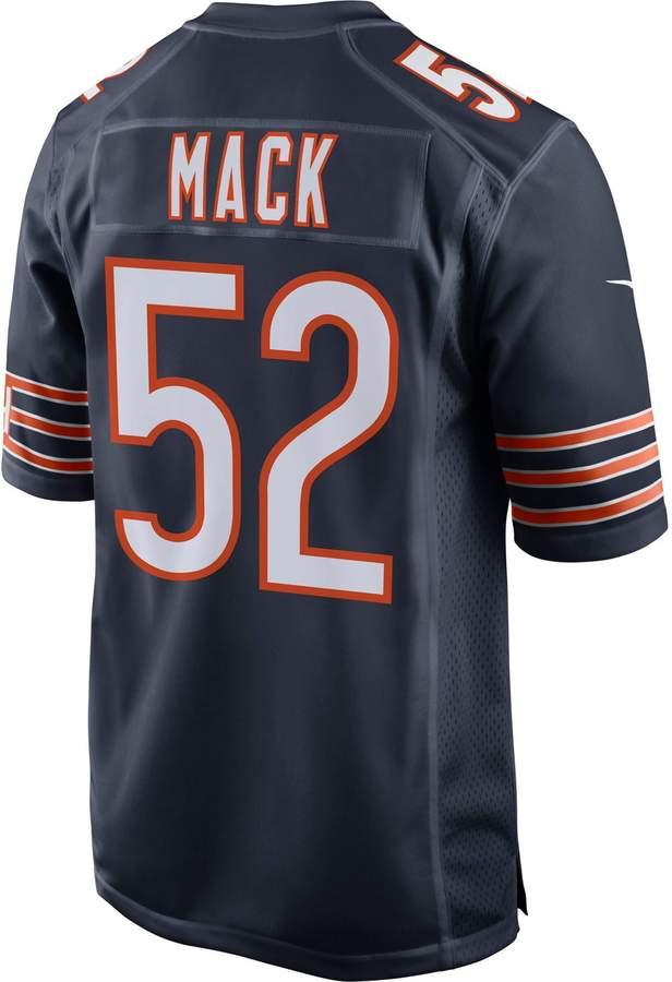 timeless design 67df9 9dd41 Men's Nike Chicago Bears Khalil Mack Team Jersey | Products ...