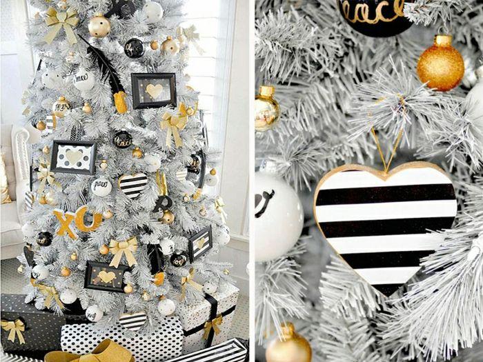 73d6a41b2d9 ▷ 1001+ ideas para decorar árbol de Navidad con mucha clase ...