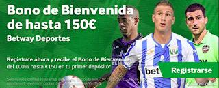 Betway Bono Bienvenida 150 Euros Apuestas Deportivas El Forero Jrvm Y Todos Los Bonos De Deportes Apuestas Deportivas Deportes Euro