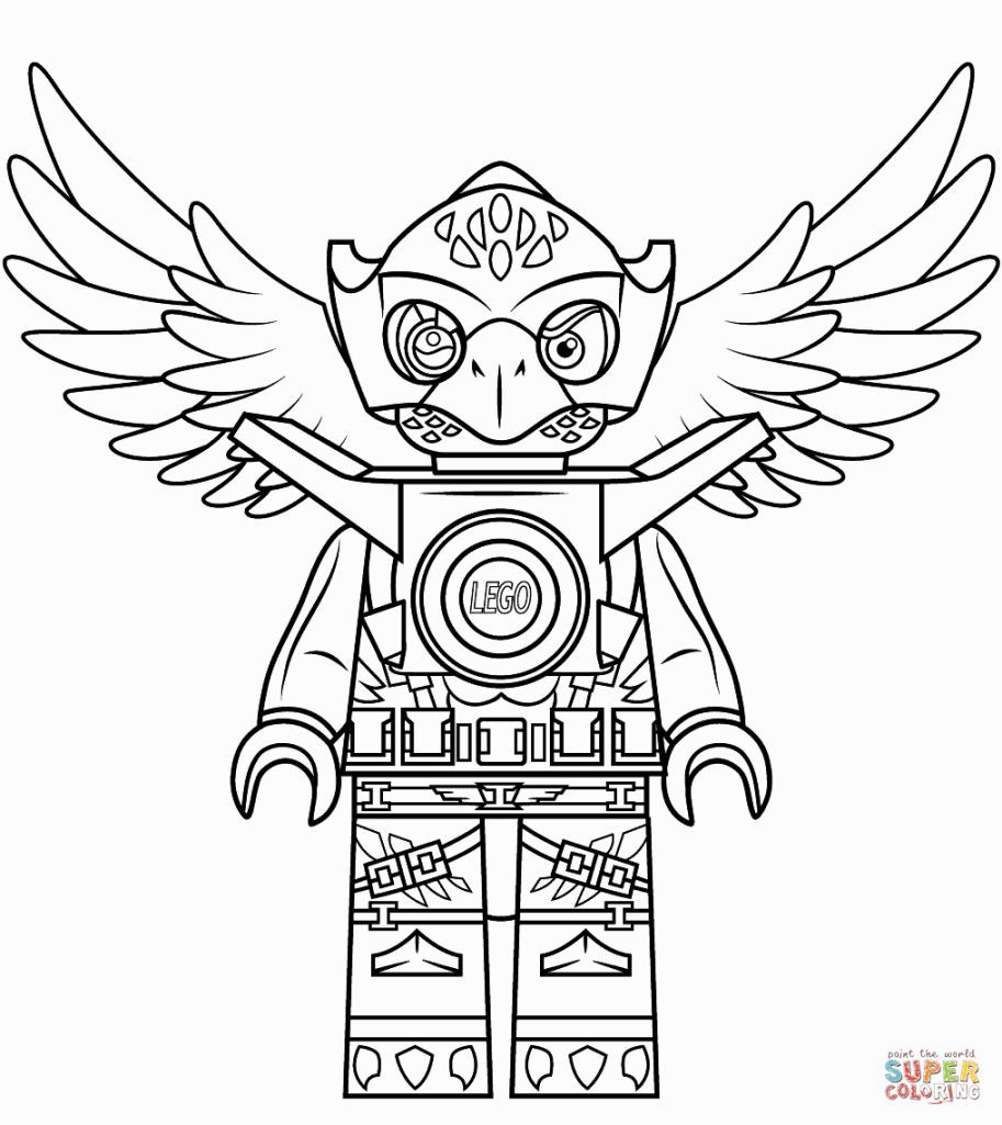 Chima Lego Coloring Pages | Coloring Pages | Pinterest | Lego