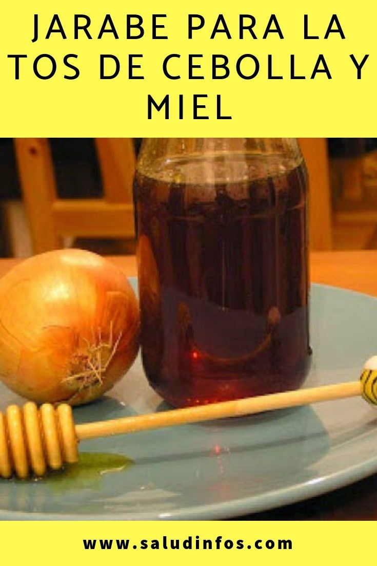jarabe gestation solfa syllable tos objection cebolla y miel