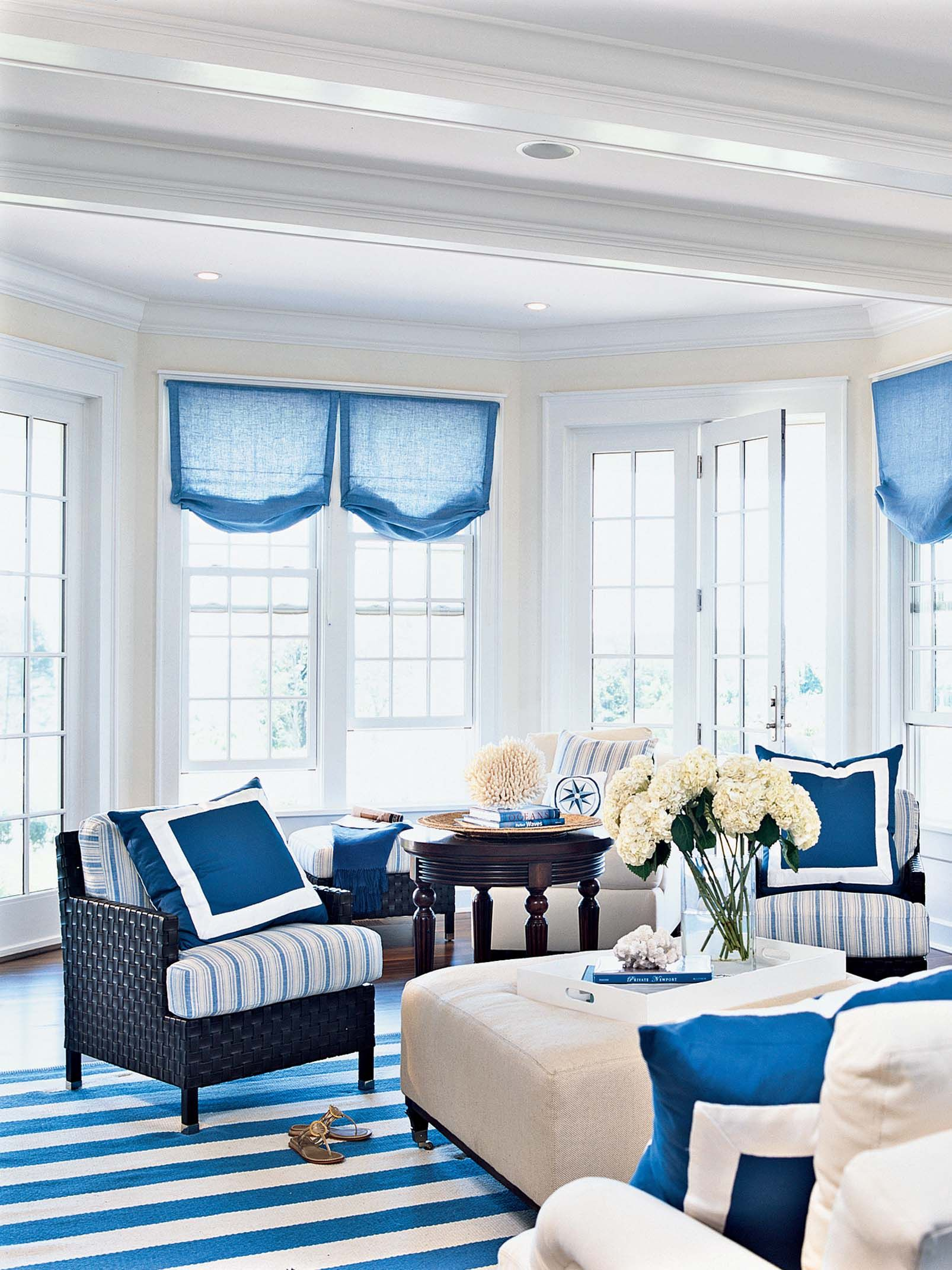 pinterest home decor living room%0A Interior Living Room   Winsome Blue Living Room Color Scheme Design And  Pics  Fabulous Blue Over Blinds And Cushion As Inspiring Blue Living Room  With