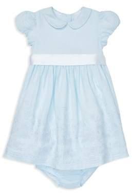8638b09b1 Ralph Lauren Childrenswear Girls' Embroidered Dress & Bloomers Set - Baby