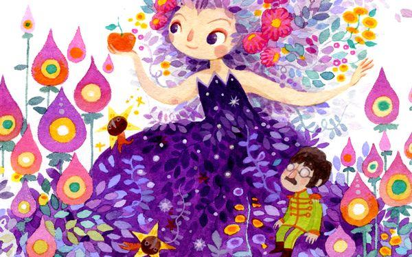 Cellophane Flowers By Lorena Alvarez Gomez Via Behance