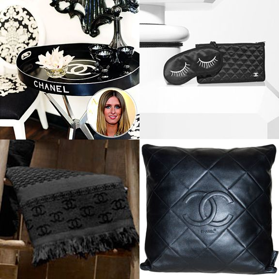 Chanel Inspired Room On Pinterest Room