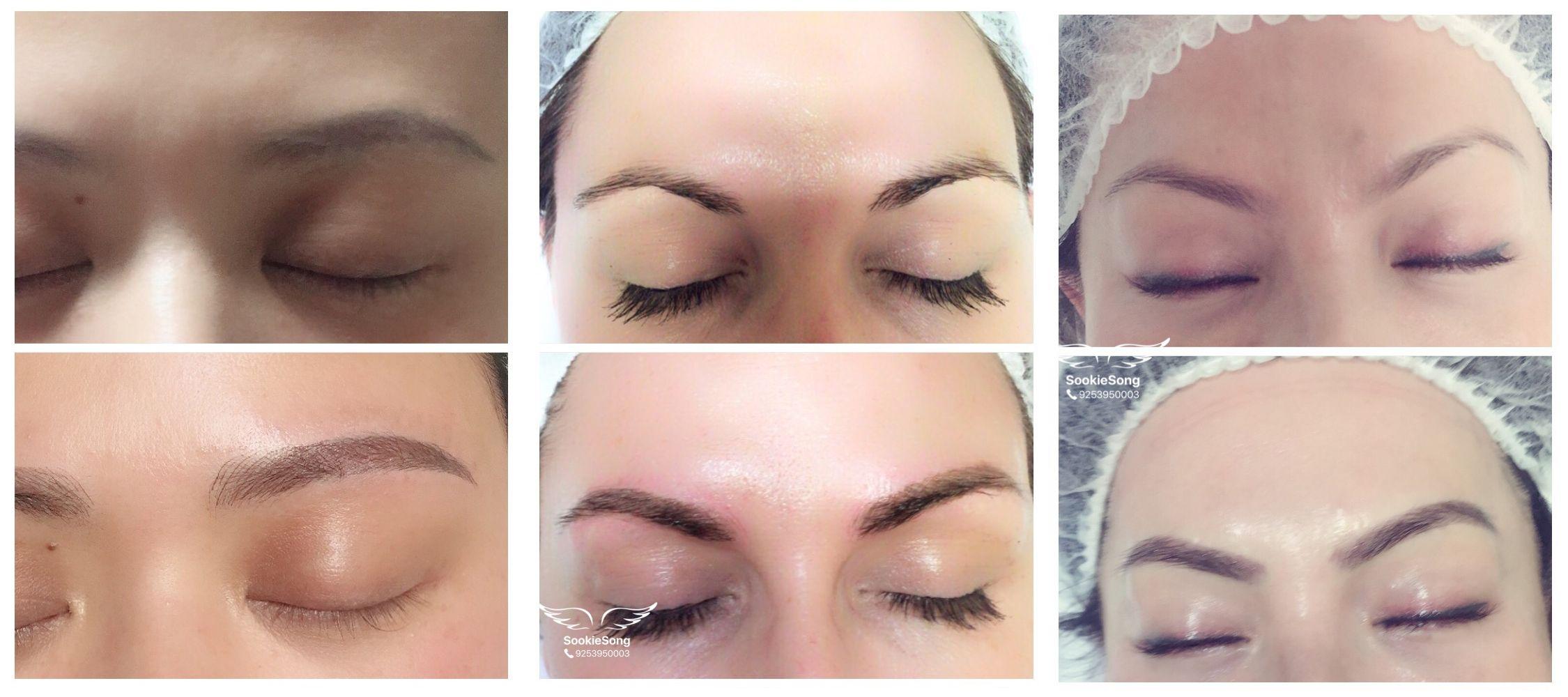 KBeauty Spotlight Brow gel, Waterproof eyebrow