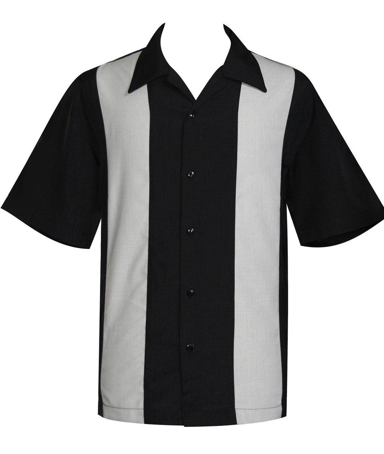The Bouncer Mens Bowling Camp Shirts Man Fashion Pinterest