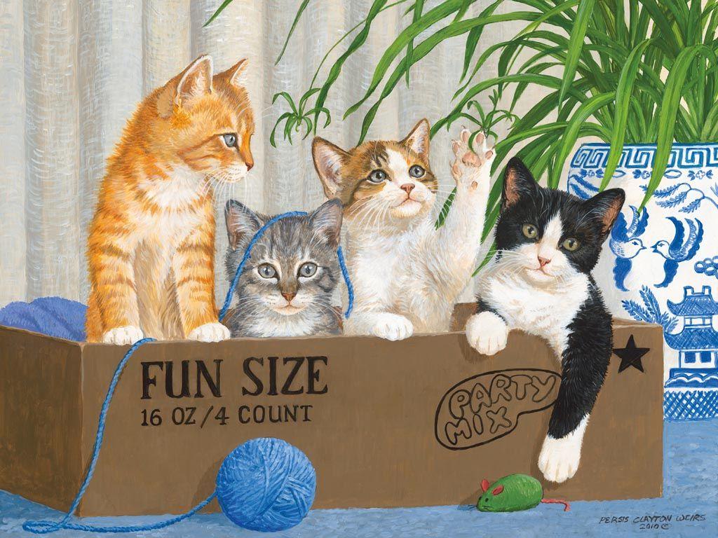 Lang Wallpaper | January 2015 | Love Of Cats | Cat art ...