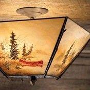 Adirondack lamp shades foter home interiors pinterest family adirondack lamp shades foter aloadofball Gallery