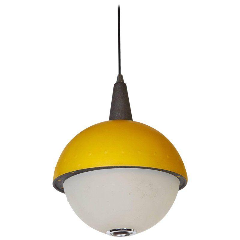 Italian 1980s Memphis Style Pendant Light Dates Designs