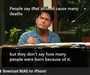 Two And A Half Men Quotes By Dariidineva On We Heart It Humor
