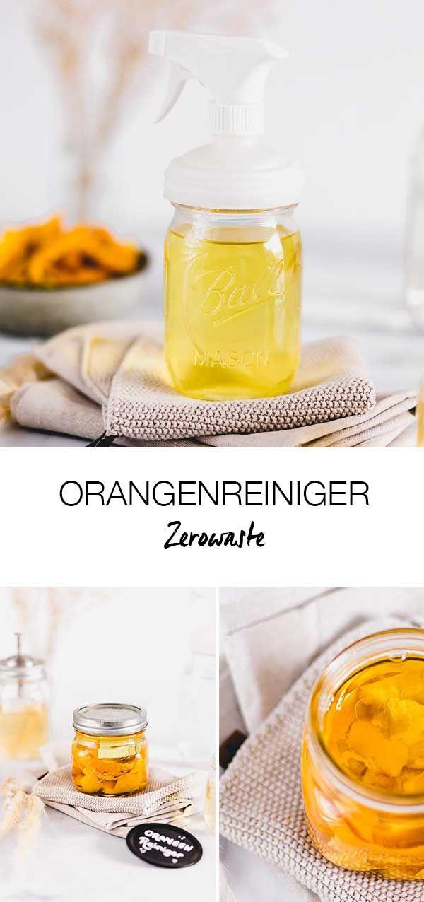 Orangenreiniger Selber Machen Orangen Reiniger Putzmittel
