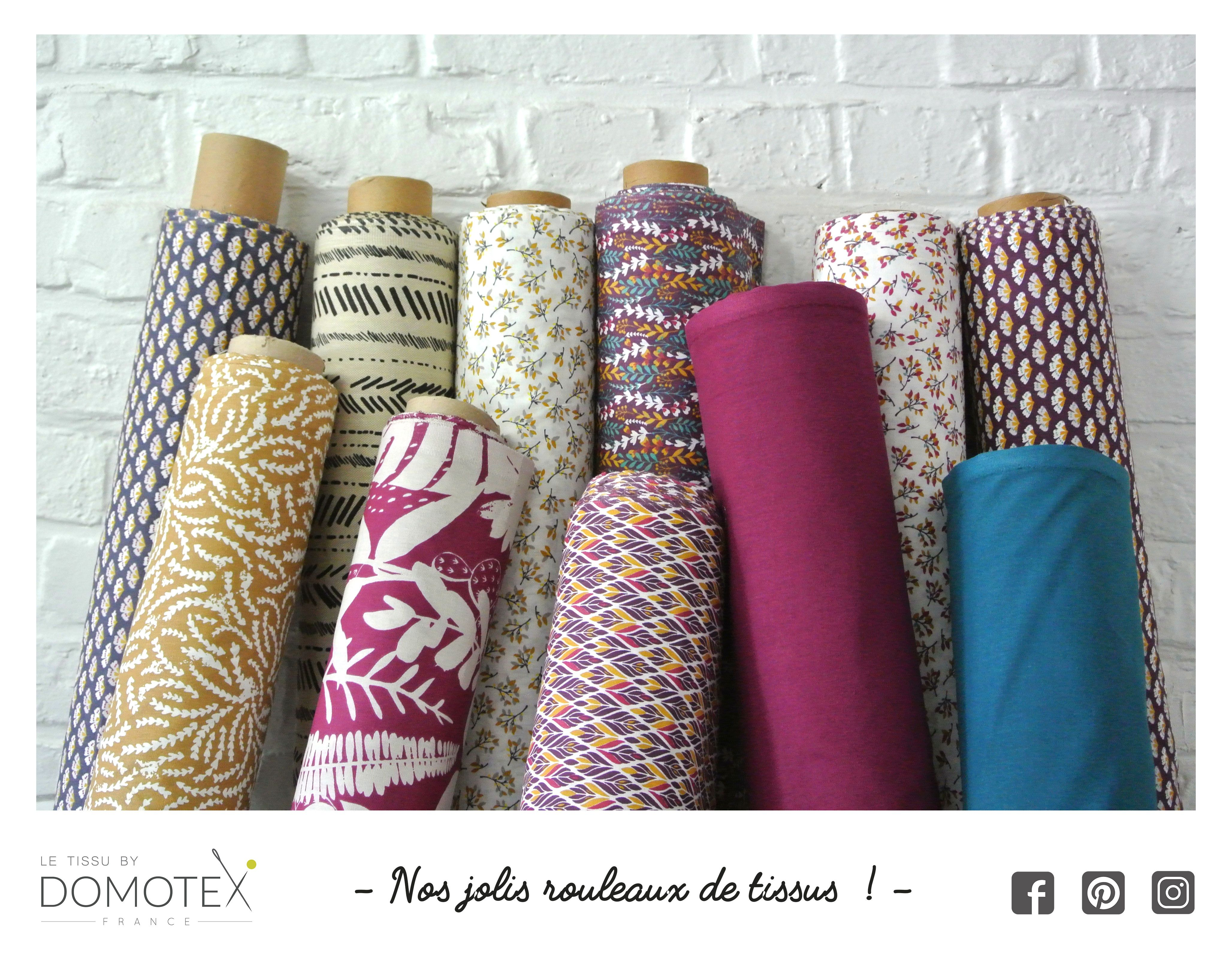Nouveautes Rouleaux De Tissus Tissu Tissus Idee Couture