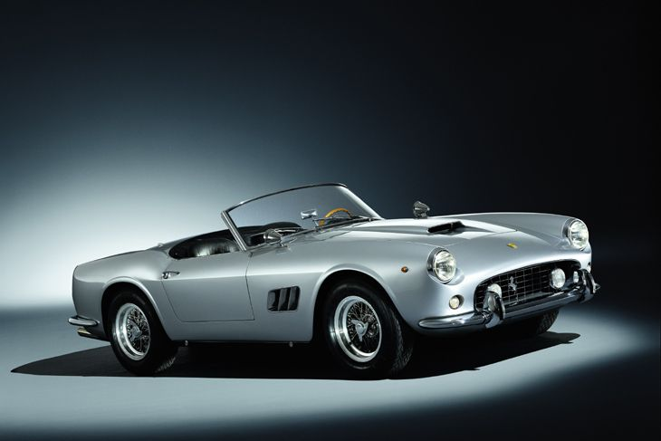 1962 Ferrari 250GT SWB California Spyder