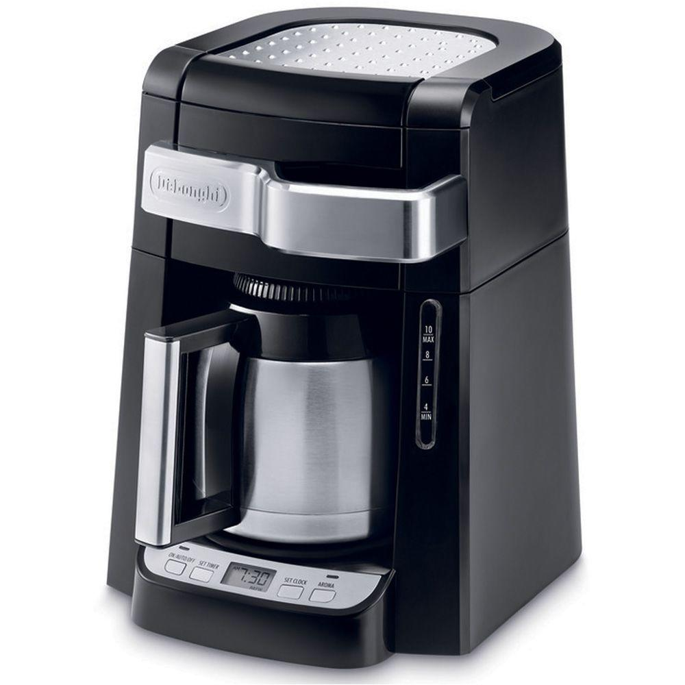 Delonghi 10 Cup Coffee Maker Products Coffee Drip Coffee Maker