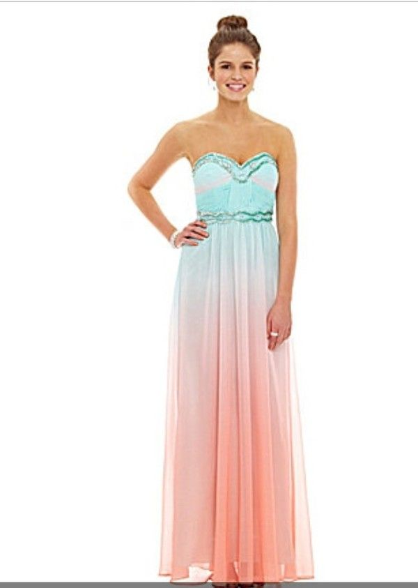 Prom dresses dillards g | Wedding dress | Pinterest | Prom dresses ...