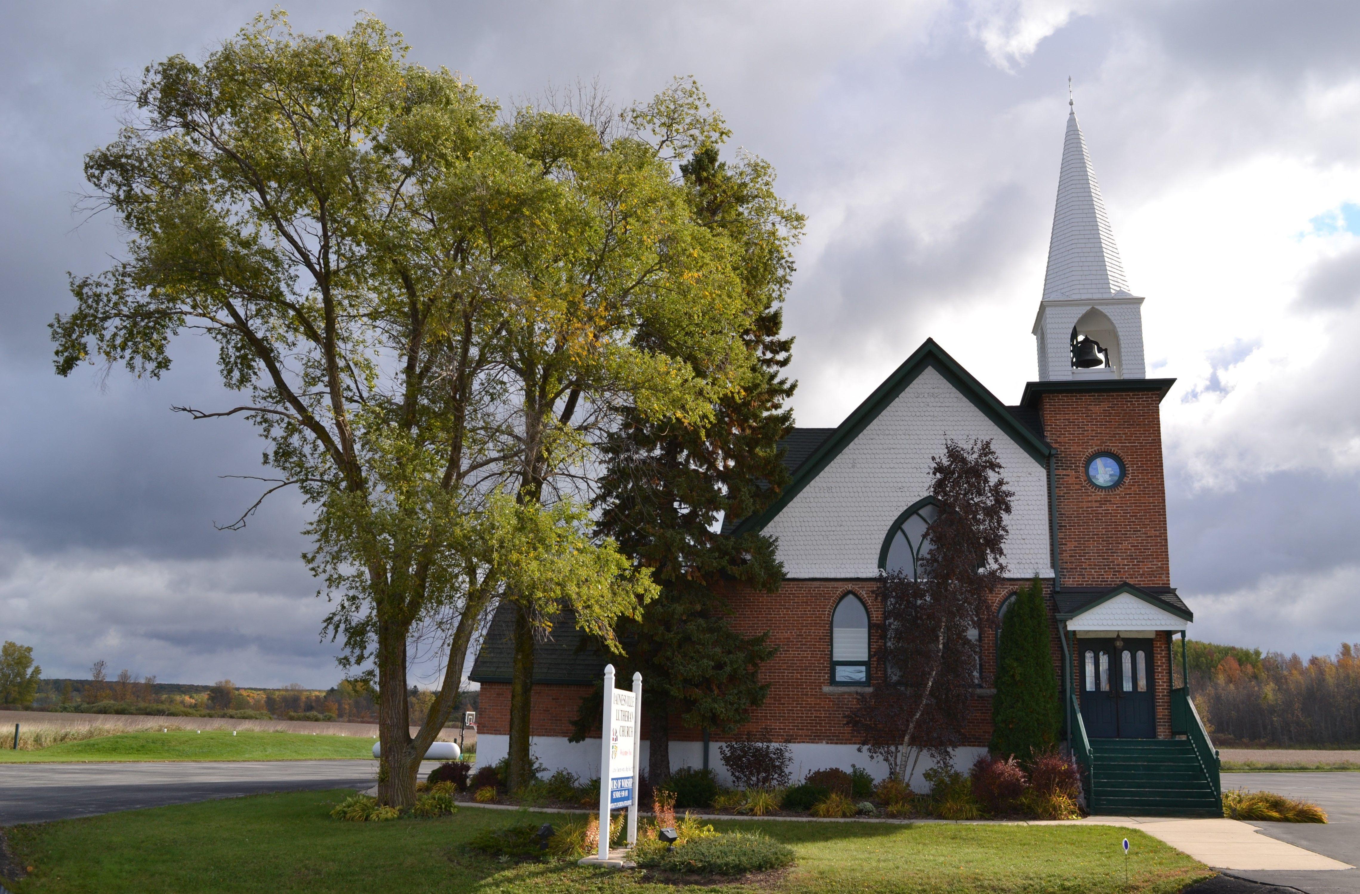 Hainesville Church 3944 Co Rd M, Sturgeon Bay, WI Church