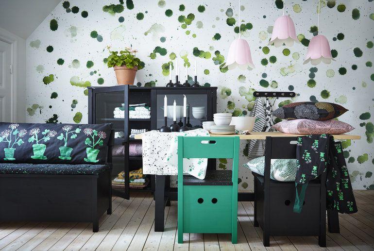 Die neue SÄLLSKAP-Kollektion von Ikea ist da! #solebich - neue küche ikea